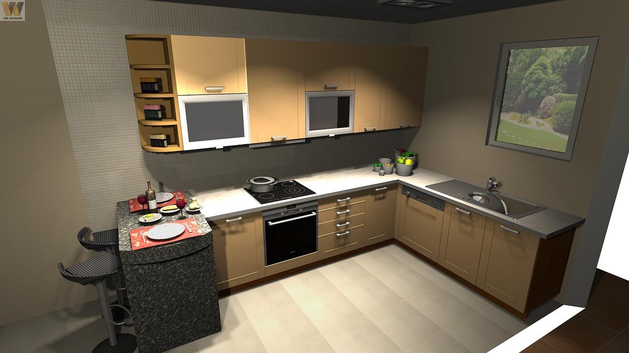 Zielone meble kuchenne. Mała kuchnia – jakie kolory wybrać? Meble kuchenne segmenty