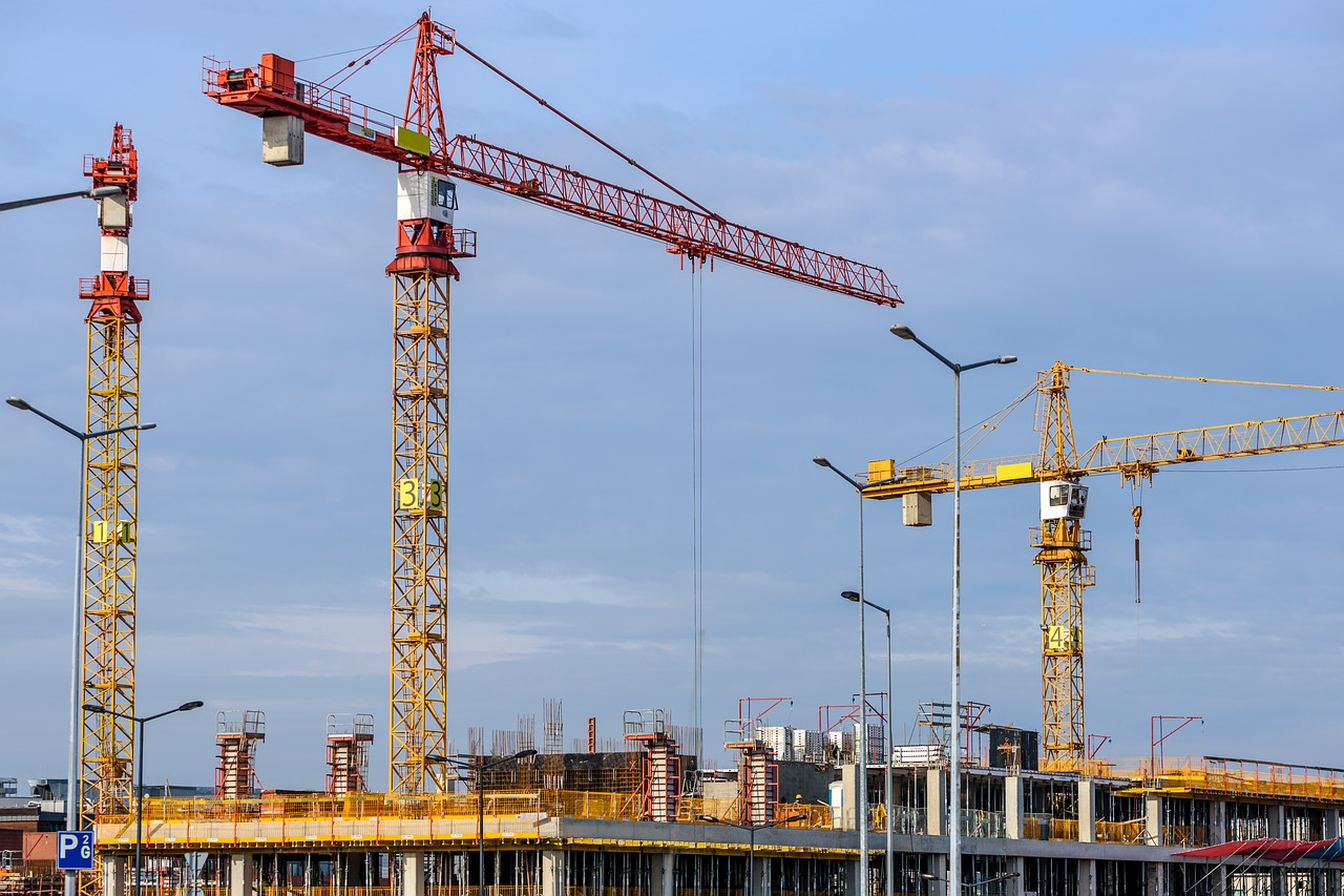 Prosty sposób na wypożyczenie sprzętu budowlanego